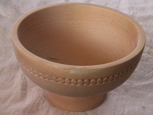 Chip-Carved Bowl