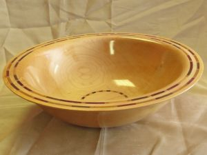 Multi-Inlay Bowl