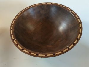 Inlay Rim Bowl